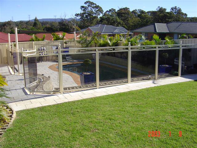 Pool Fences - Decorative Aluminium Works