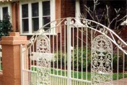 Aluminium Gates - Decorative Aluminium Works